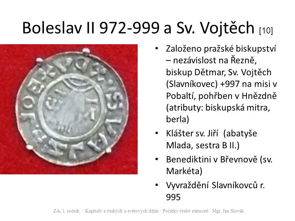 Boleslav II 972-999 a Sv. Vojtěch [10]